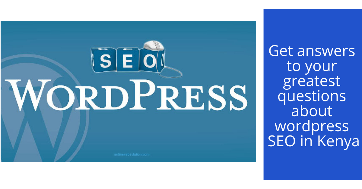 WordPress SEO in Kenya